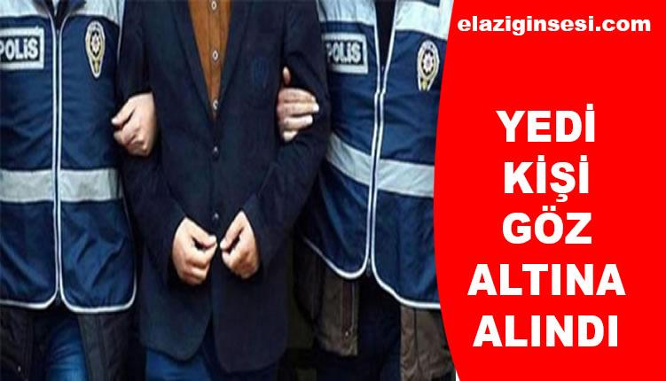 POLİS UYUŞTURUCULARA GÖZ AÇTIRMIYOR
