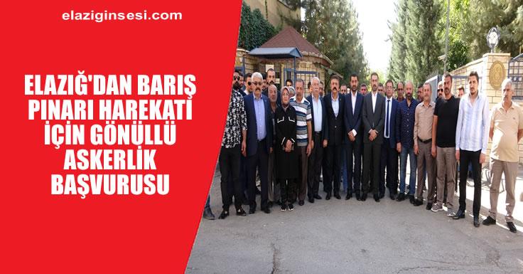 ELAZIĞ'DA DESTEK DEVAM EDİYOR
