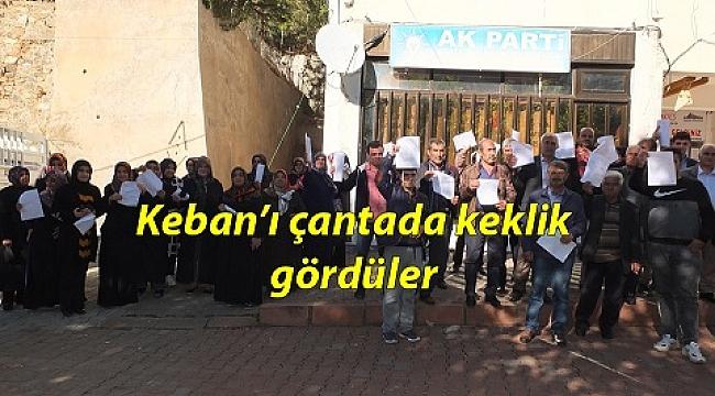 AK PARTİDE KILIÇLAR ÇEKİLDİ