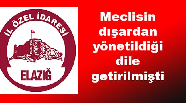 """BÜTÇE ORANLARINA """"İL BAŞKANI"""" MÜDAHALESİ…!"""