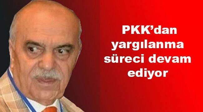 PKK TERÖR ÖRGÜTÜ DAVASI ŞUBAT AYINA ERTELENDİ