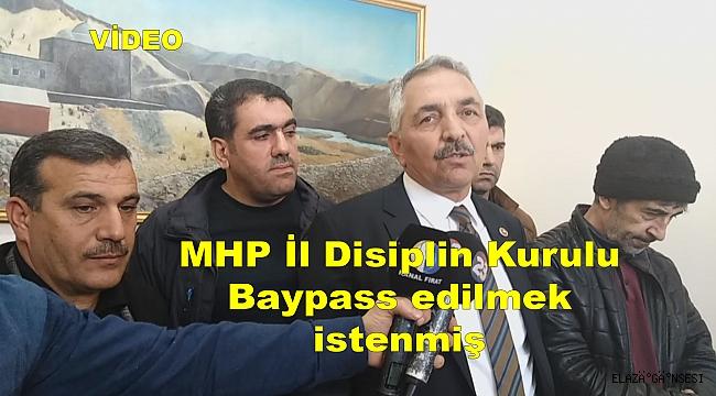 MHP'DE DİSİPLİN SKANDALI…!
