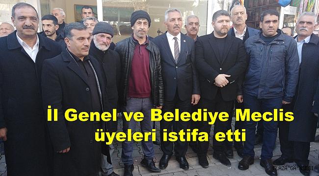 MHP'LİLERDEN ŞOK İSTİFA KARARI!