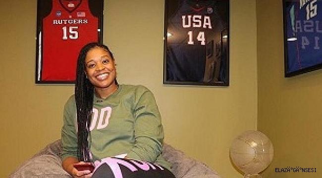 Amerikalı Pivot Kia Vaughn basketbolu özledim