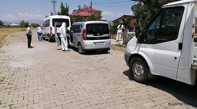 Elazığ'da görevden alınan başkanın testi pozitif çıktı, kısmi karantina başladı