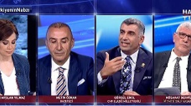 """CHP Milletvekili Gürsel Erol; """"MHP tabanı mağduriyet yaşıyor"""""""