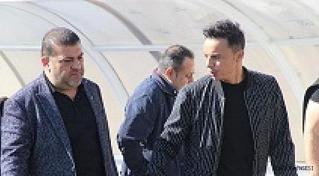 Elazığspor'da Ahmet Burak Solakel ile yollar ayrıldı