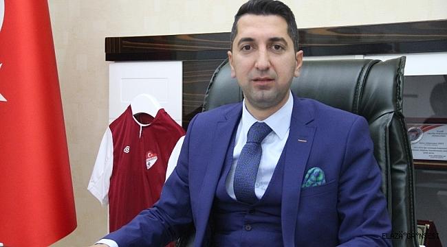 Elazığ Gençlik ve Spor İl Müdürü Eren, Covid-19'a yakalandı