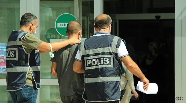 Elazığ'da 3 işyerinden hırsızlık yapan şüpheli tutuklandı