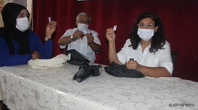 Elazığ'da işe alınacak 523 kişi kura ile belirlendi