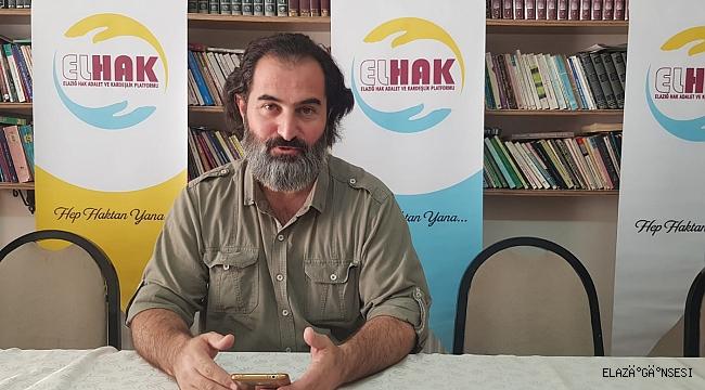 Elhak Platformu gündemle ilgili açıklama yaptı