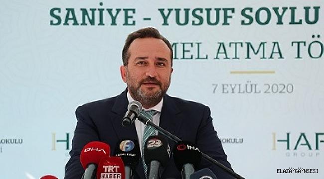 """Milletvekili Ağar, """"Elazığ'ımıza Hep Beraber Sahip Olacağız"""""""