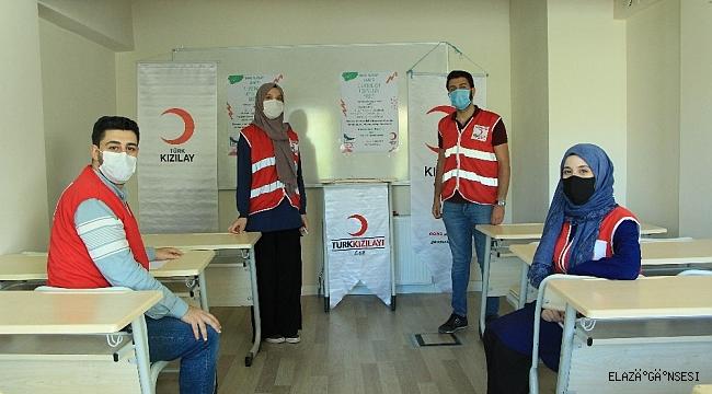 Türk Kızılayı'ndan dezavantajlı öğrencilere ücretsiz eğitim desteği