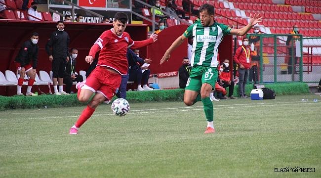 3. Lig: Elazığ Karakoçan: 2 - Şile Yıldızspor: 4