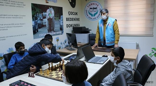 """Elazığ'da """"Çocuk Dostu Etkinlik Birimi"""" açıldı"""