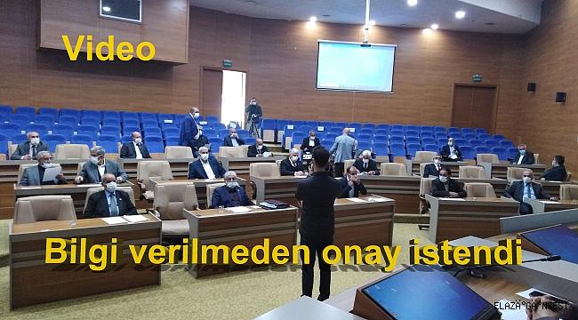 İl Genel Meclis üyeleri bir kez daha saf dışı...!