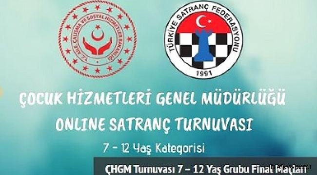İlimiz Satranç Sporcularından Türkiye Derecesi
