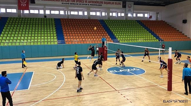 TVF 2. Lig: Elazığ Aksaray Gençlik: 0 - Seyhan Yıldırım: 3