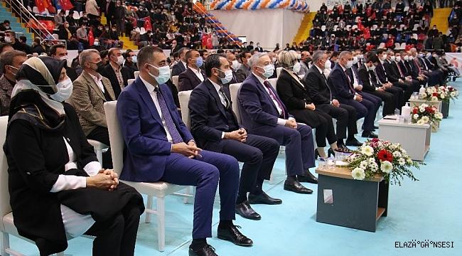 AK Parti Elazığ Gençlik Kolları 6. Olağan İl Kongresi yapıldı
