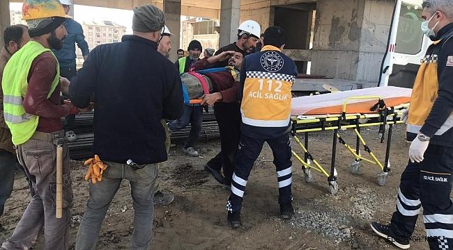 Elazığ'da iş kazası: 1 yaralı hayatını kaybetti