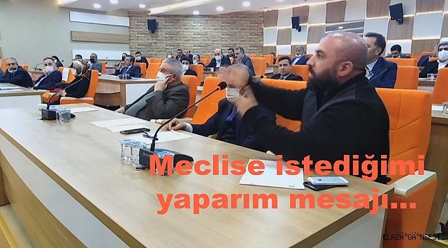 Meclis devre dışı bırakılmıştır