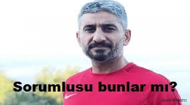 TY Elazığspor'da problem teknik direktör mü?