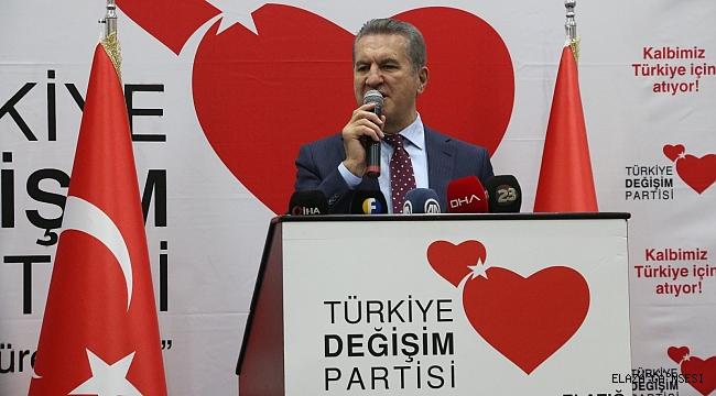 """""""Biz Ankara'ya kimsenin sofrasına oturmaya, kimsenin sofrasında bulunmaya gitmiyoruz"""""""