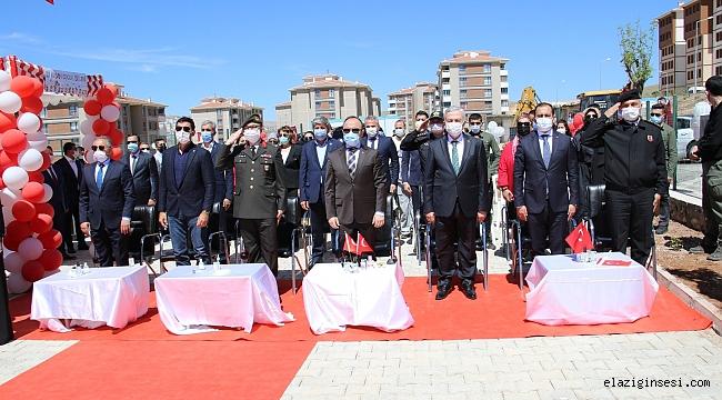 Elazığ'da, 200 öğrenci kapasiteli anaokulu açıldı