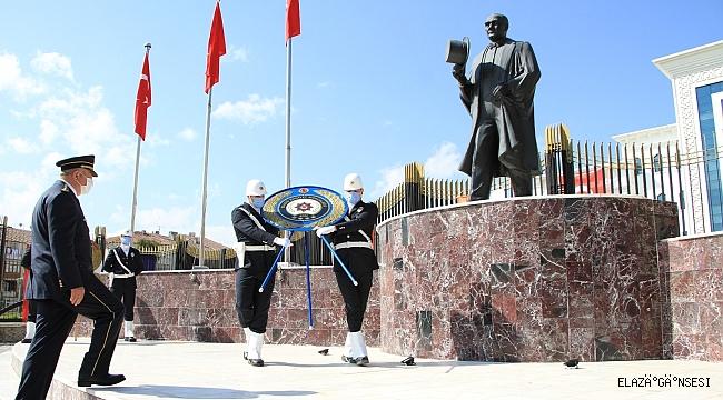Elazığ'da Türk Polis Teşkilatı'nın 176. yıl dönümü