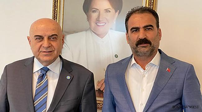 Ercan, İYİ Parti'de siyaset yapacak