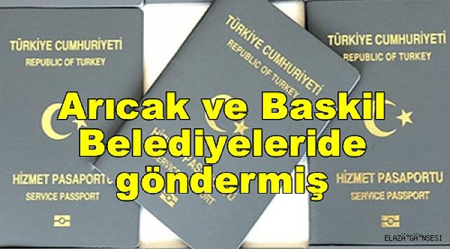 Türkiye'nin konuştuğu skandalı, Elazığ'da iki belediyede yapmış