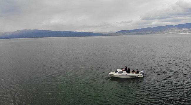 Türkiye'nin yarım adası Elazığ'da, kaçak ava sıkı takip