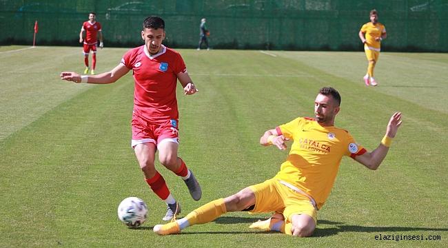 3. Lig: Elazığ Karakoçan: 2 - Çatalcaspor: 1