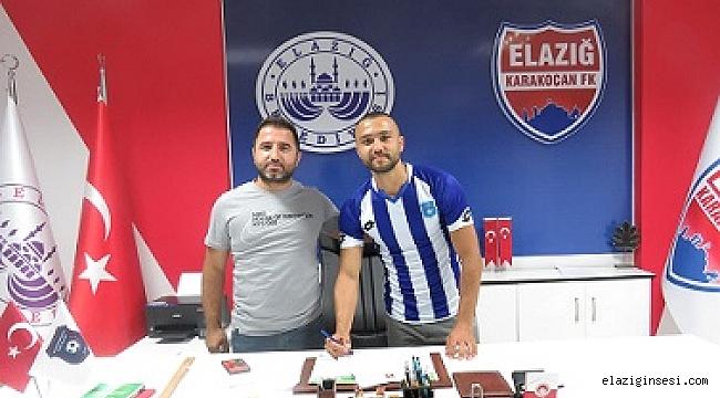 Elazığ Karakoçan futbol Kulübü kadrosunu güçlendiriyor