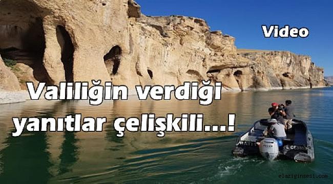 Tekne; turizm (!) mevsiminde ortaya çıkacak …