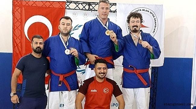 2 Gümüş 1 Bronz Madalya İlimiz Sporcularının