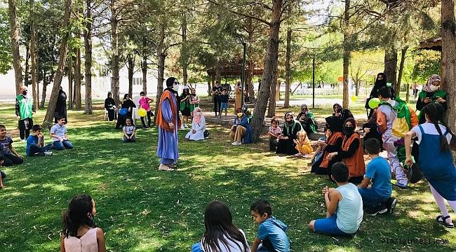 Karakoçan İHH'dan Öğrencilere Motivasyon Şenliği