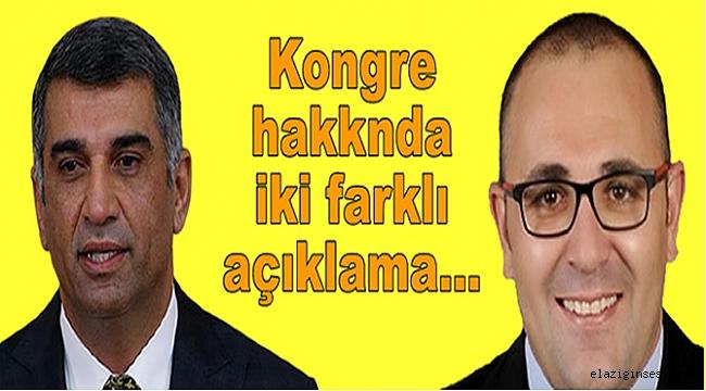 """Erol, """"Demokratik geçti"""", Dr. Özden, """"Delegeler baskı altına alındı"""""""