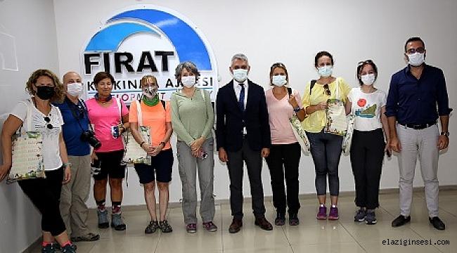 Fırat Turu Projesi ve Turizm faaliyetleri başladı