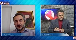 ETSO Başkanı Asilhan Arslan Deprem ve Covid-19 süresinde esnafın beklentilerini anlattı