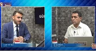 Başkan Adayı Alanoğlu, yapacaklarını açıkladı